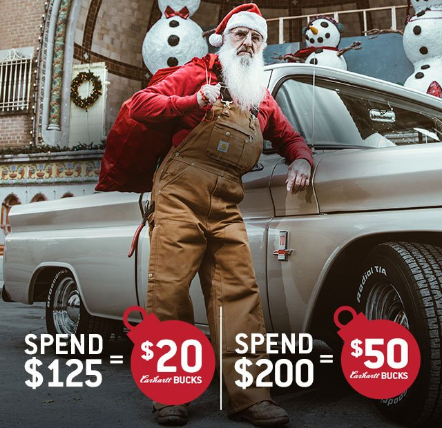 Spend More, Get More, Offer valid 11/28 to 12/15