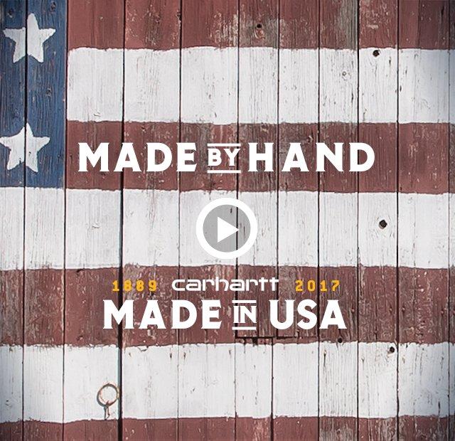 Carhartt Made In USA