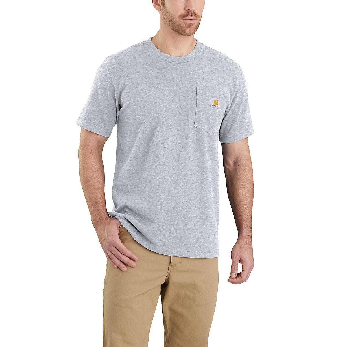 0ee471006f48 Men′s WORKWEAR POCKET SHORT-SLEEVE T-SHIRT 103296 | Carhartt